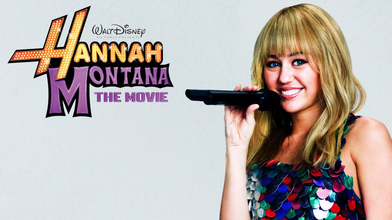 Hannah Montana The Movie 壁纸 由 DaVe!!!