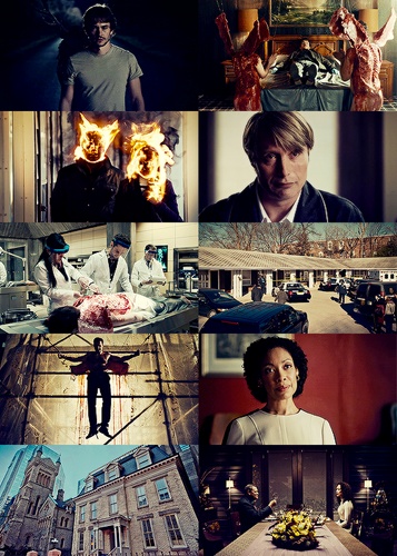 Hannibal - 1.05 Coquilles