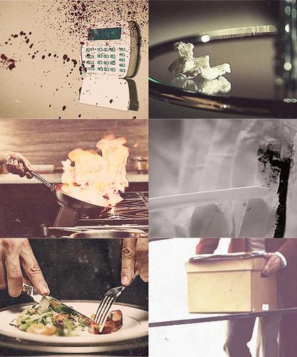 Hannibal (Apéritif) + objects
