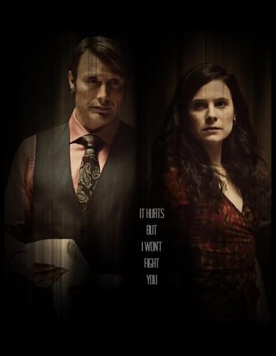 Hannibal Lecter & Alana Bloom
