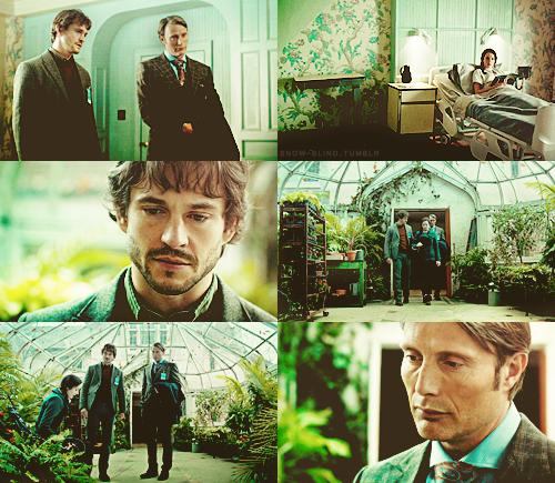 Hannibal and màu sắc - Blue