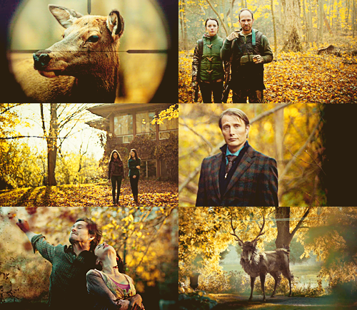 Hannibal and Colors(色) - Yellow
