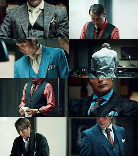 Hannibal + clothes