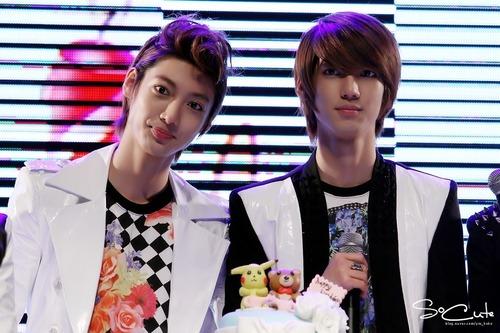 Happy Birthday Jo Twins ~