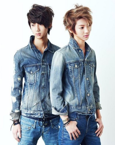 Boyfriend wallpaper containing a jean titled Happy Birthday Jo Twins ~