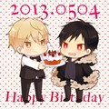 Happy Birthday izaya!