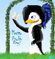 Happy Earth Day! :D  - emma-the-penguin photo