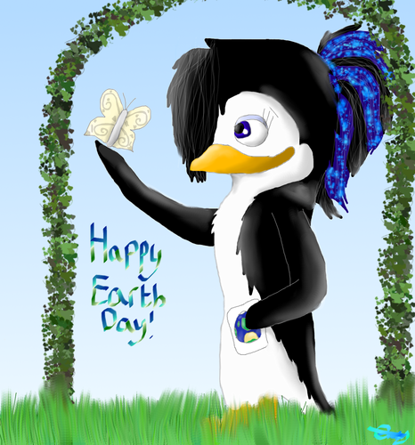 Happy Earth Day! :D