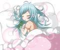 Hatsune Miku Sleeping