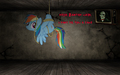 my-little-pony-friendship-is-magic - Hello, Rainbow Dash wallpaper