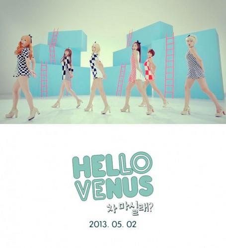 Hello Venus TEASER 图片