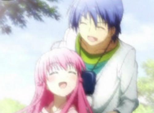 Hinata and Yuri forever