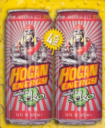 Hogan Energy Drink