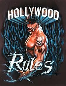 hollywood hogan t shirt