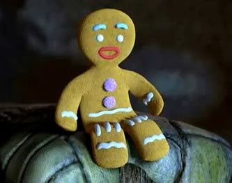 Hotzy Gingerbreads Woman