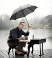 Hugh Laurie - Didn't it Rain - Photoshoot 2013 - hugh-laurie photo