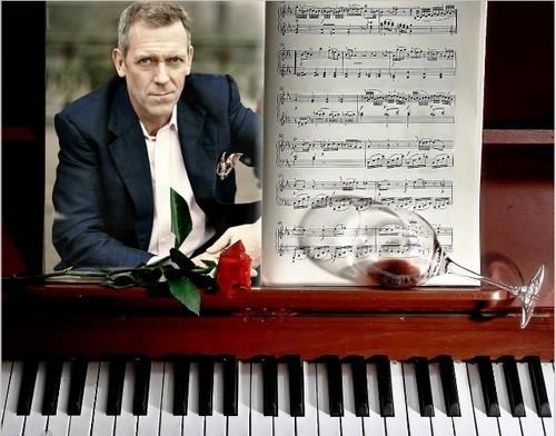 Hugh Laurie- Fanart