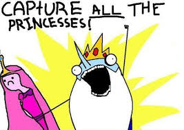 Ice King is Beserk!