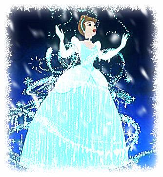 Ice Pincess Cinderella
