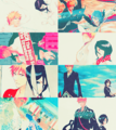 Ichigo & Rukia ~ - ichigo-and-rukia-sun-and-moon photo