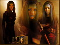 angel - Illyria  wallpaper