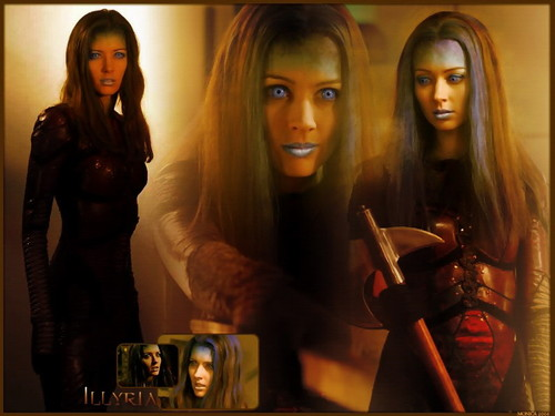 Illyria wallpaper entitled Illyria