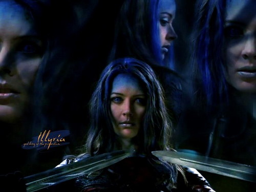 Illyria wallpaper probably with a portrait entitled Illyria