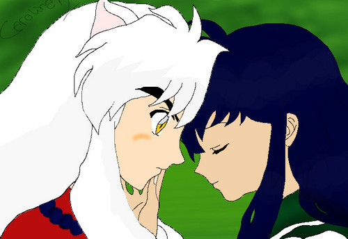 Inu Yasha and Kagome