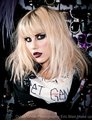 Isis Queen of Barb Wire Dolls - female-rock-musicians photo