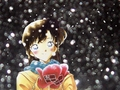It's snowing... - detective-conan photo