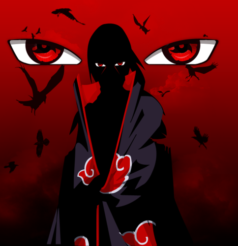 Itachi Uchiha wolpeyper probably containing anime called Itachi