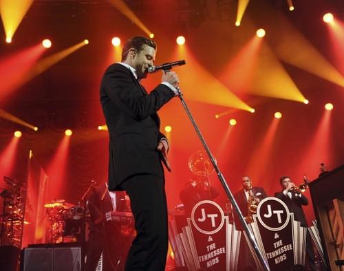 JT at Super Saturday Night 2013