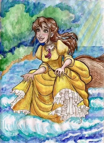 Jane Porter karatasi la kupamba ukuta containing anime called Jane
