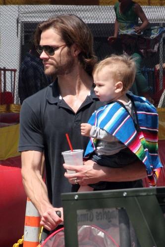 Jared and Thomas