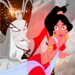 Jasmine and Jafar - disney-princess icon