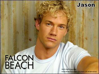 Falcon Beach wallpaper containing a portrait called Jason