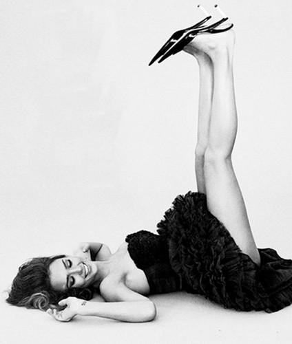 Jessica - Magazine Scans 2013 - Glamour UK