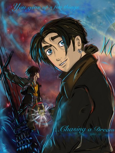 Jim Hawkins wallpaper with anime titled Jim