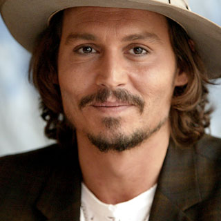 Johnny Depp wallpaper with a fedora, a business suit, and a boater called Johnny Depp <3