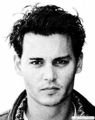 Johnny Depp wallpaper with a portrait titled Johnny Depp <3