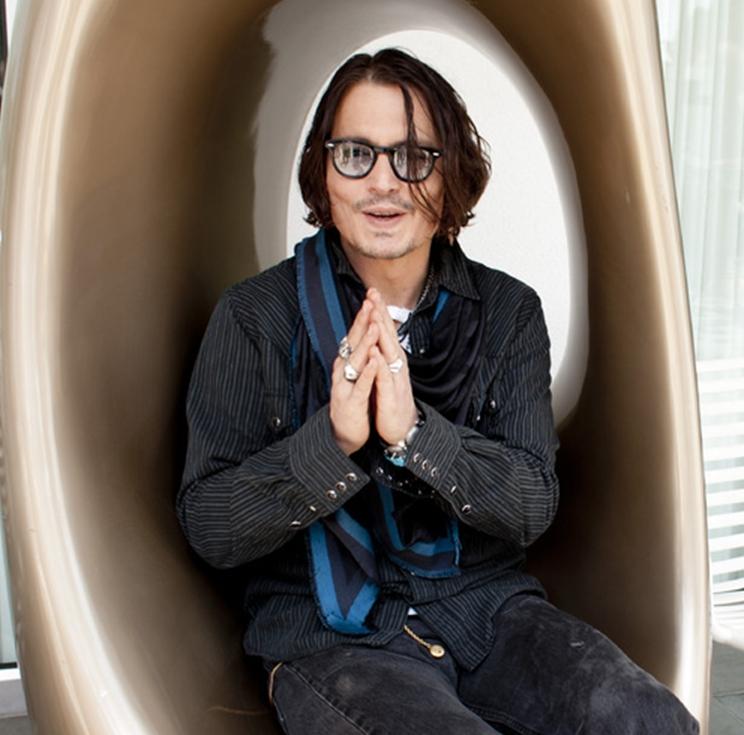Johnny Depp Johnny Depp Iii