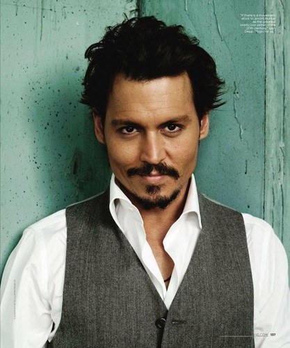 Johnny Depp wolpeyper entitled Johnny Depp
