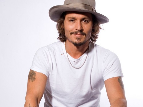 Johnny Depp wallpaper containing a boater entitled Johnny Depp