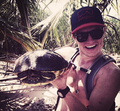 Josh in Panama - josh-hutcherson photo