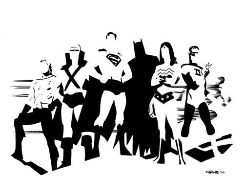 TheOfficialJLA 바탕화면 titled Justice League!!!!!