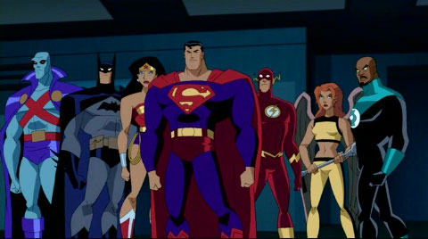 TheOfficialJLA Обои called Justice League!!!!!