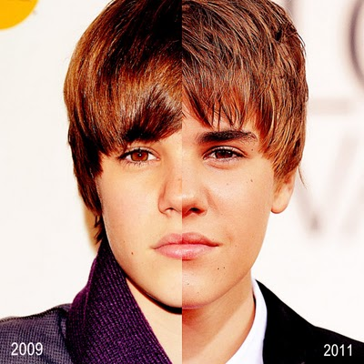 Justin Now N then