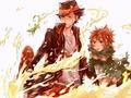 Katekyo Hitman Reborn! RPG AU - katekyo-hitman-reborn fan art
