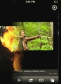 Katniss, the girl who was on fire - the-hunger-games photo