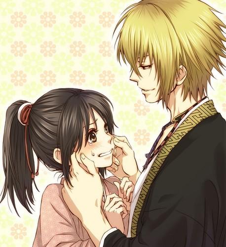 Kazama and Chizuru